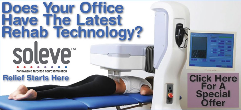 Soleve Advanced Low Back Pain Management for Chiropractors